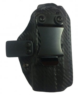 COLDRE DE KYDEX SLIM MODELO PT938 COR CARBON BLACK